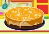 لعبة طبخ تشيز كيك البرتقال اللذيذ