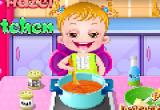 العاب تعليم الطبخ للاطفال البنات
