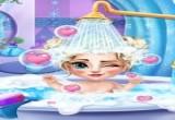 العاب حمام بيبي السا