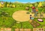 لعبة مزرعة العائلة السعيدة