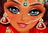لعبة تقاليد الزفاف الهندي