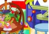 لعبة عمل ديكور غرفة العاب الاطفال الصغار