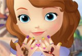 GAME SOFIA MANICURE