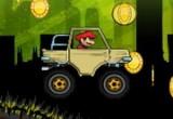لعبة سوبر ماريو و شاحنة السباق