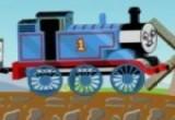 لعبة قطار نقل البضائع الكبيرة
