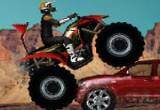 لعبة الدراجة ATV المدمرة