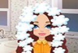 العاب تصفيف شعر