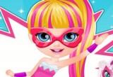 لعبة الطفلة باربي أميرة الطاقة