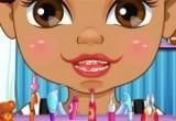 لعبة العناية بالاسنان للطفل