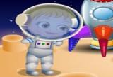 لعبة بيبي هازل رائدة الفضاء