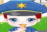 لعبة شرطي المرور الطفل لولو