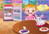 play Baby Hazel Pet Care games