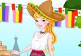 لعبة تلبيس سندريلا في المكسيك