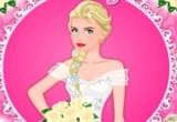 لعبة تصميم ستايل زفاف اميرات ديزني