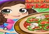 لعبة طبخ بيتزا سهلة بالبيت