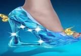 لعبة احذية الملكة السا المجمدة