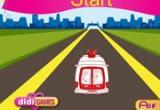 لعبة سيارة الاسعاف السريعة