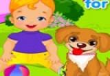 لعبة الاسعافات الاولية لعضة الكلب
