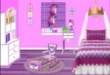 لعبة تغيير ديكورات غرف البنات