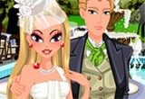 لعبة تلبيس النجمة في حفل الزفاف