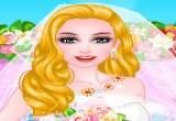 لعبة تلبيس ومكياج العروس الحامل
