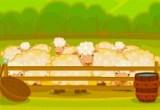 لعبة مزرعة تربية الأغنام والماعز