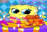 لعبة رعاية الاطفال سبونجبوب وباتريك 2
