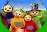 Game fishing teletubbies